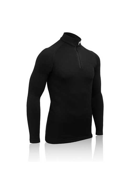 79055b929b2 Мъжка безшевна термо блуза с дълъг ръкав F-Lite Megalight 240, лека,  антибактериална