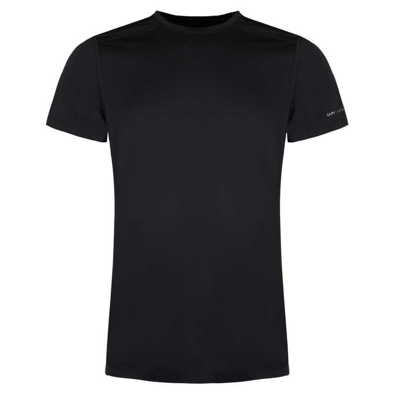b5fba681cdd Лека мъжка блуза с къс ръкав Zajo Litio, дишаща и бързосъхнеща